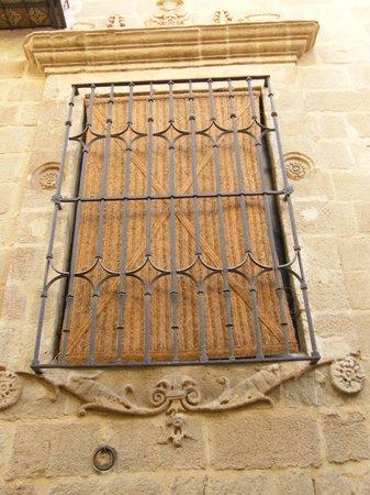 Musée Picasso de Malaga : detalle