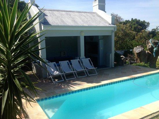 Villa Blu: Pool