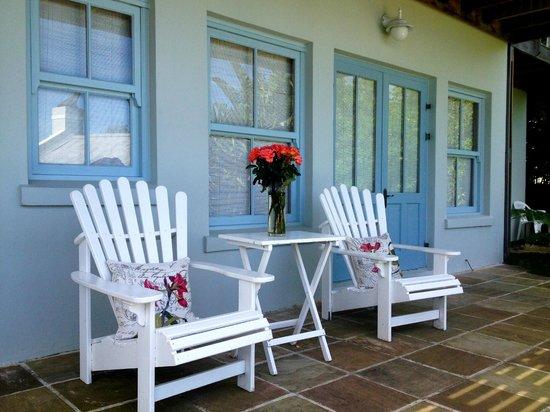 Villa Blu: Eingangsbereich