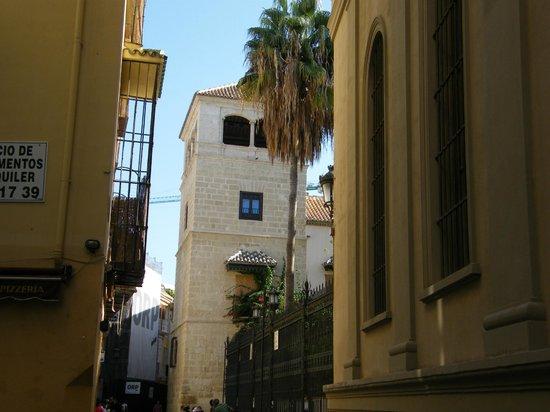 Musée Picasso de Malaga : entorno