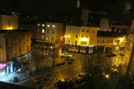 Grafton Capital Hotel: View from our room (416)