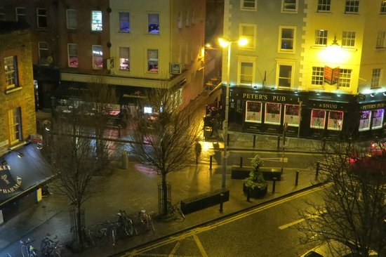 Grafton Capital Hotel: View from our room 2 (416)
