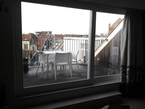Maison AZ: lovley roof terrace
