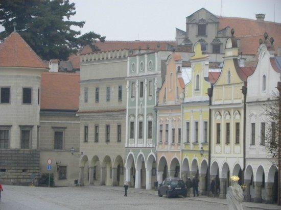 Hotel U Hrabenky: Old Town