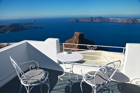 La Maltese Estate Villa: Утро следующего дня...
