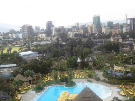 Sheraton Addis, a Luxury Collection Hotel: Sheraton Areal View
