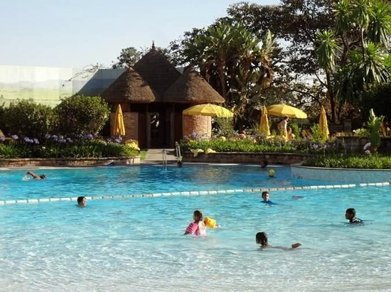 Sheraton Addis, a Luxury Collection Hotel: Sheraton Pool