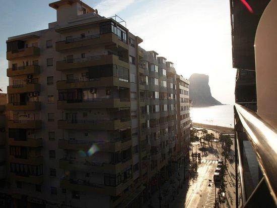 Apartamentos del Mar : Balcony