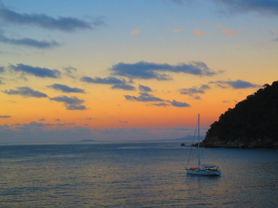 Garcia Rentals: sunset