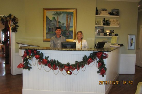 Henderson Park Inn: Look at those smiles!