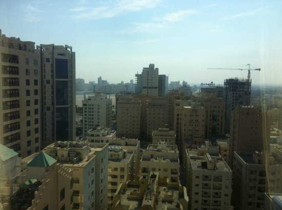 Holiday Bahrain Hotel : view from the room