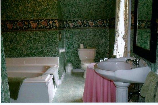 Weslan Inn Bed & Breakfast: En Suite Washroom