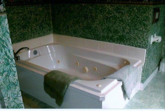 Weslan Inn Bed & Breakfast: En Suite Washroom - Jacuzzi