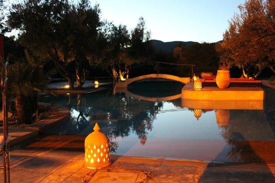 Ksar Shama: Pool