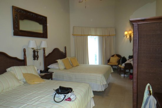 Dreams La Romana Resort & Spa: Nice room , 2 queen beds