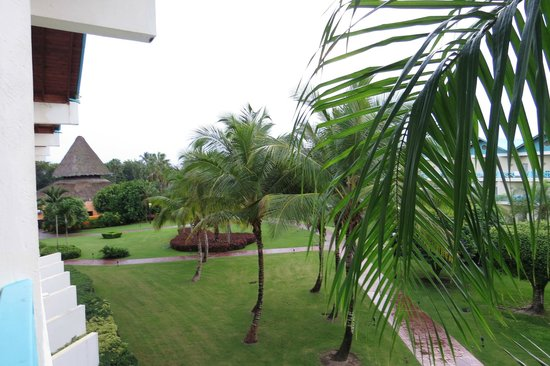 Dreams La Romana Resort & Spa: View from room