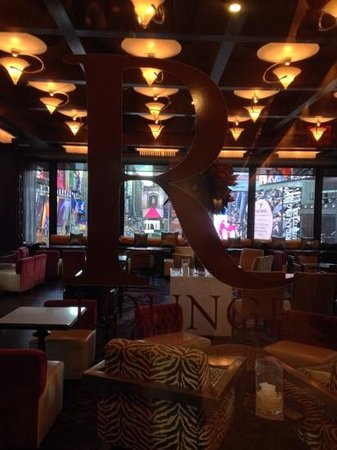 R Lounge at Two Times Square : R Lounge