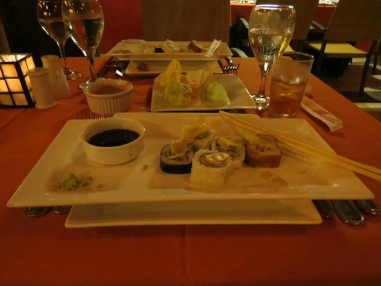 Dreams La Romana Resort & Spa: Excellent food, nicely plated