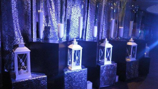 Parque Balneario Hotel: Decoração da Festa Reveillon 13/14
