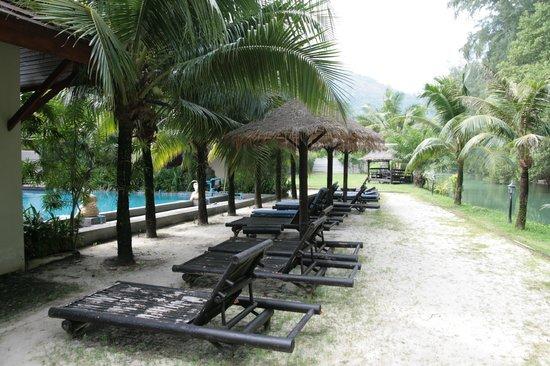 L'esprit de Naiyang Resort: Place to sleep