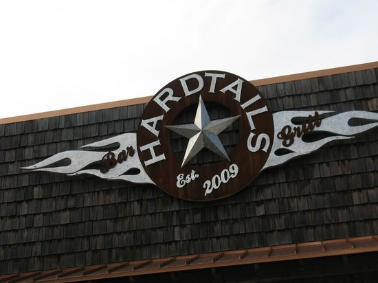 """""""Hardtails Bar and Grill"""" Georgetown, TX"""
