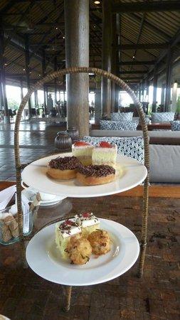 The Chedi Club Tanah Gajah, Ubud, Bali – a GHM hotel: Afternoon tea