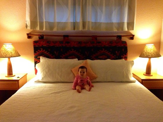 Xanadu Island Resort: Bed fit for a queen