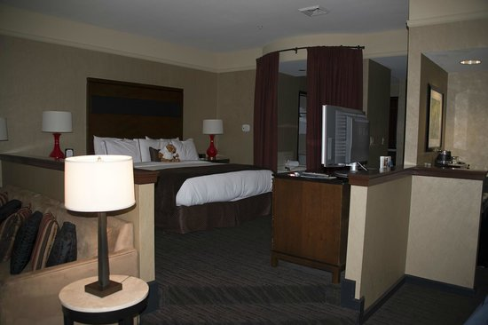 Hotel 43 : Bed/bath