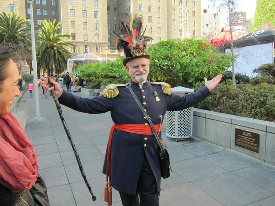 ‪Emperor Norton's Fantastic San Francisco Time Machine‬