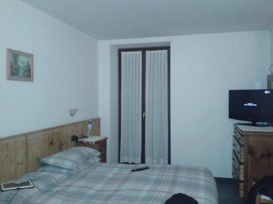 Hotel Compagnoni: Camera