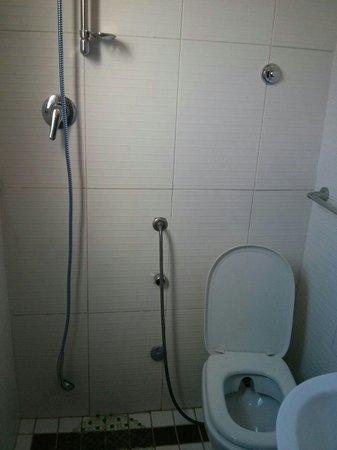 Hotel Palace Nardo : Il bagno...sottolineo la doccia