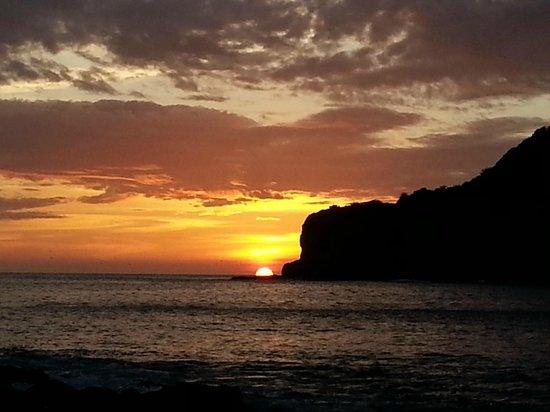 Aqua Wellness Resort: Beautiful sunsets