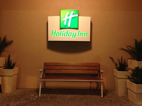 Holiday Inn Oneonta: On The Grounda