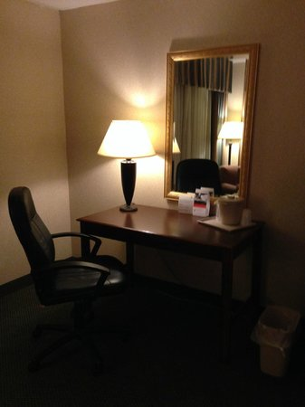 Holiday Inn Oneonta: Room