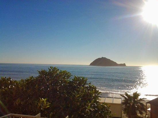 Residence Sole : isola gallinara