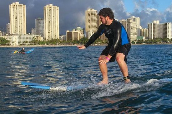 Gone Surfing Hawaii: Yay!