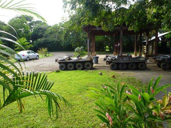 Campo Rico Ziplining Adventure : ATVs