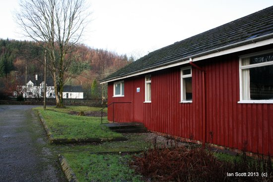 Inveraray Hostel : Forest trails close by