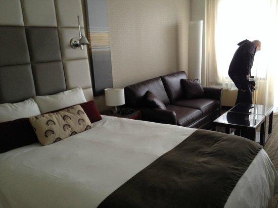 Hôtel de l'ITHQ : Room 720