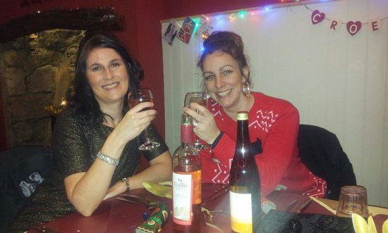 Caffi Maes: Christmas party!