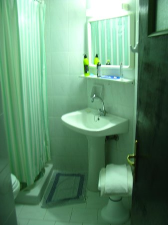 Iliostasi Beach Apartments: ванная