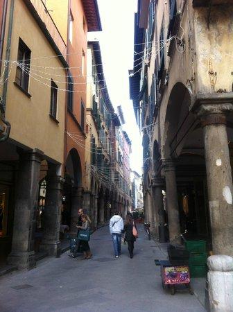 Borgo Stretto a Pisa