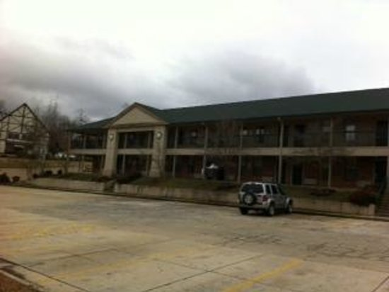 Days Inn Wytheville: View of the hotel