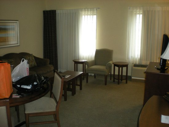Staybridge Suites San Antonio Sea World: 1 bedroom suite