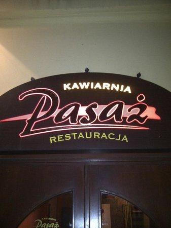 Restauracja Pasaż