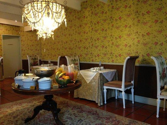 Maison Chablis Guest House: Frühstücksraum