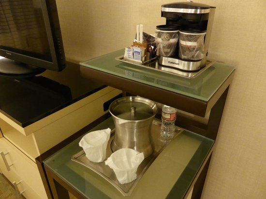 Hilton Los Angeles Airport: King Executive Room