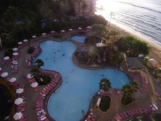 Ka'anapali Beach Club : Great Pool