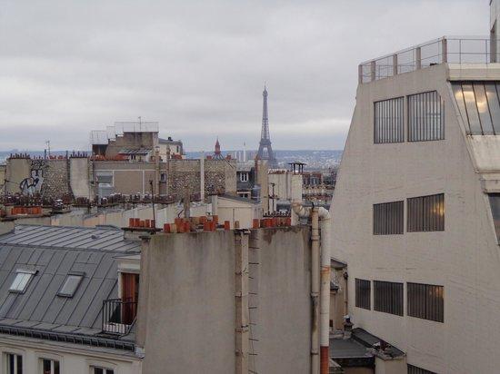 Mercure Paris Montmartre Sacre Coeur: Vista