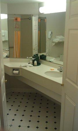 La Quinta Inn & Suites Phoenix Mesa West: Ванная
